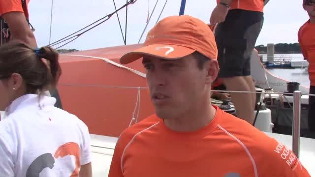 "Volvo Ocean Race, Bolzan vince la regata ""in porto"""