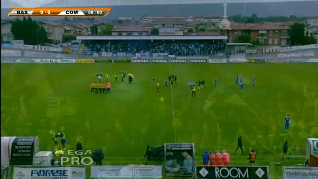 Bassano Virtus - Como 0-0 (and. 0-2)