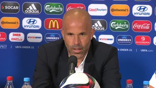 """Euro Under 21, Di Biagio: """"Ho fiducia nei ragazzi"""""""