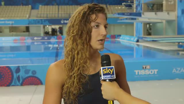 Nuoto, Cusinato argento nei 200 misti: Felice del risultato
