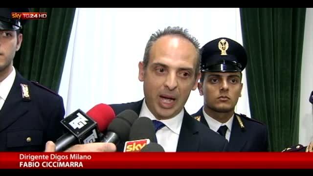 Operazione antiterrosimo, il punto della Digos di Milano