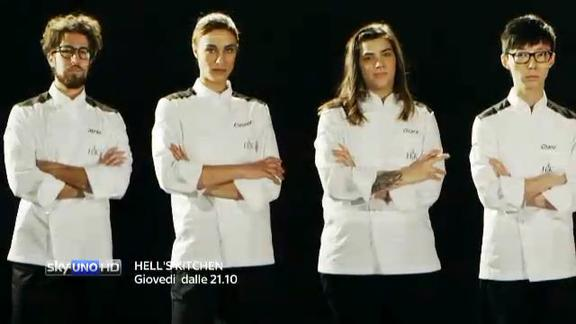 Hell's Kitchen Italia - La Finale