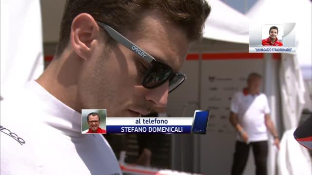 """Domenicali: """"Per Bianchi era pronto il passaggio in Ferrari"""""""