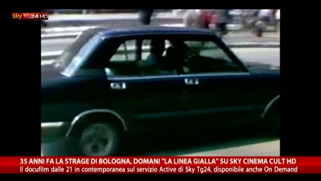 Strage di Bologna,  La linea gialla su Sky Cinema Cult HD