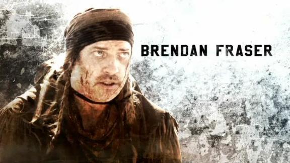 Texas Rising: Brendan Fraser è Billy Anderson
