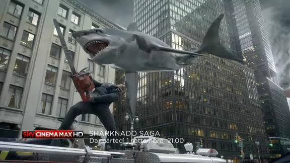 Sharknado - La Saga