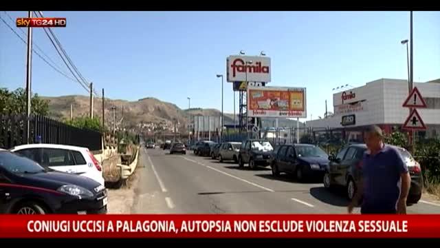 Omicidio Palagonia, autopsia non esclude violenza sessuale