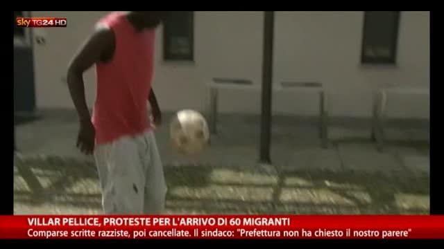 Migranti  30 rifugiati ospitati a Villar Pellice