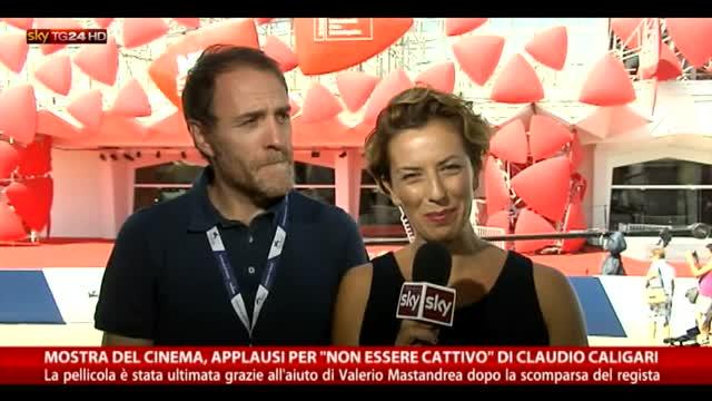 Venezia, applausi per Non essere cattivo di Claudio Caligari