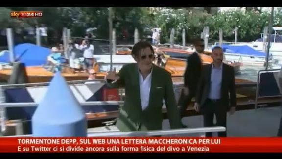 Venezia, questo grosso grasso tormentone Depp