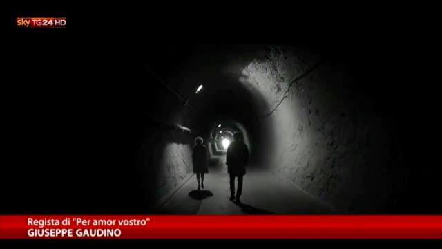 """Venezia, è il giorno di """"Per amor vostro"""" di G. Gaudino"""