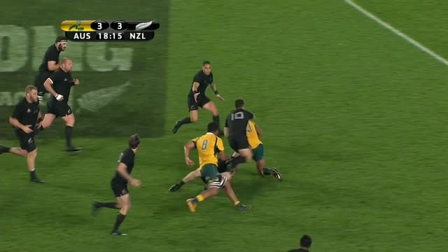 Rugbypedia, l'offload