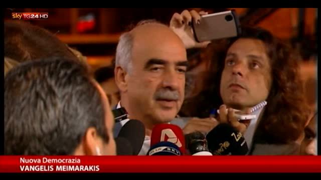 Grecia, Meimarakis ammette sconfitta: battaglia finita