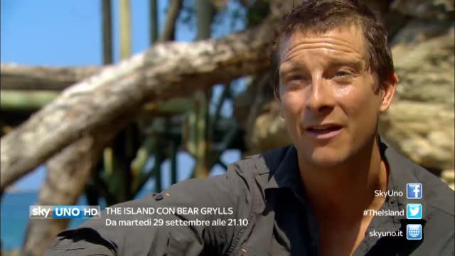 The Island con Bear Grylls: alla ricerca dell'acqua