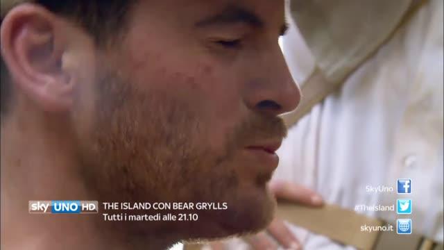 The Island con Bear Grylls: ardue prove di sopravvivenza