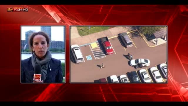 Usa, sparatoria in college Oregon, Procuratore: 13 morti