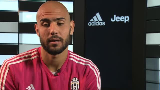 """Juve, Zaza: """"La concorrenza non mi spaventa"""""""