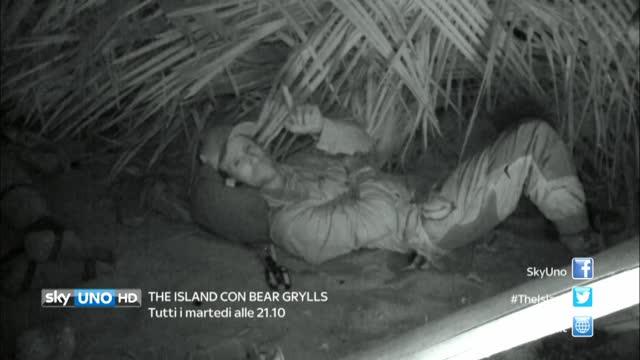 The Island con Bear Grylls: insonnia da paura