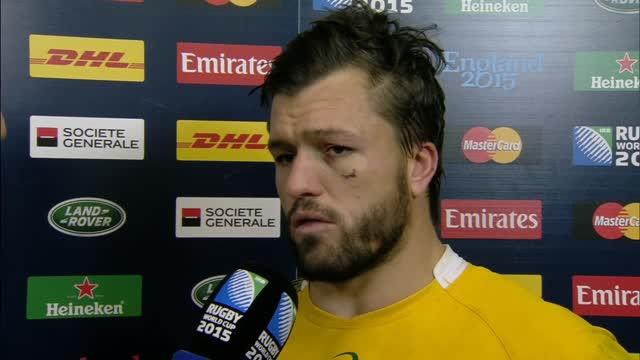 Rugby, Australia in finale: le reazioni dei protagonisti