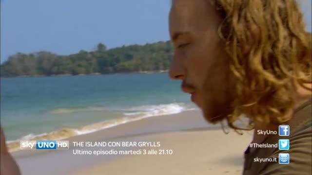The Island con Bear Grylls: la caccia del trigone