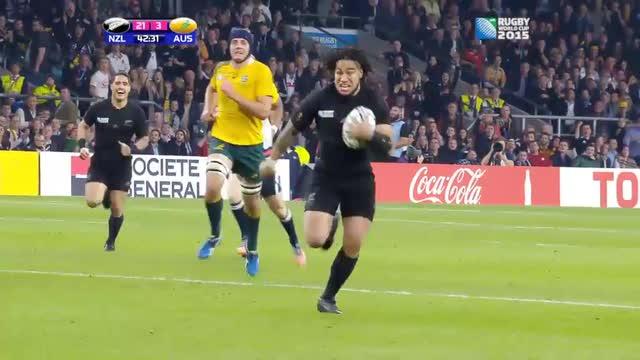 All Blacks campioni del mondo: Nuova Zelanda-Australia 34-17
