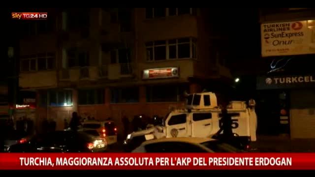 Turchia, trionfa Erdogan: ha la maggioranza assoluta