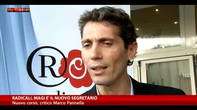 Radicali, Riccardo Magi eletto nuovo segretario