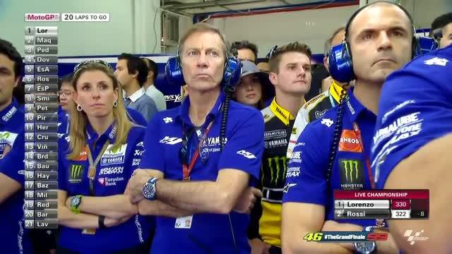 GP Valencia, gli highlights della gara