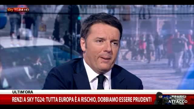 Renzi: mai pensato a chiedere cancellazione Giubileo
