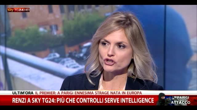 Renzi: escludo modifiche costituzionali su sicurezza