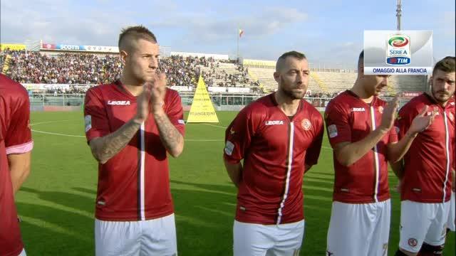 Serie A, risuonerà la Marsigliese su tutti i campi