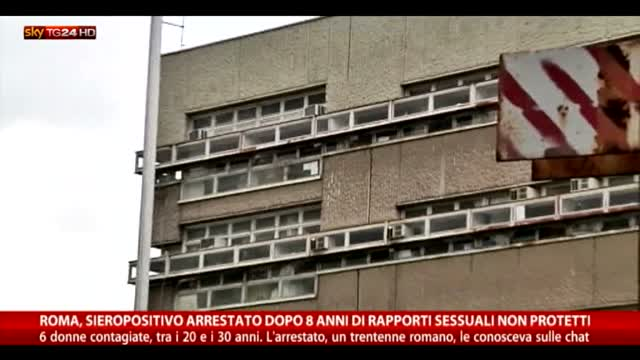 Arrestato sieropositivo che chiedeva rapporti non protetti