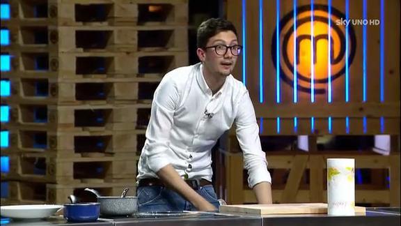 Mattia, da cameriere a chef!