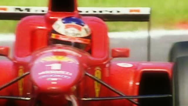 Tutte le vittorie di Schumacher a Monza