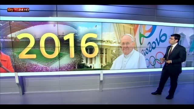 Gli appuntamenti del 2016