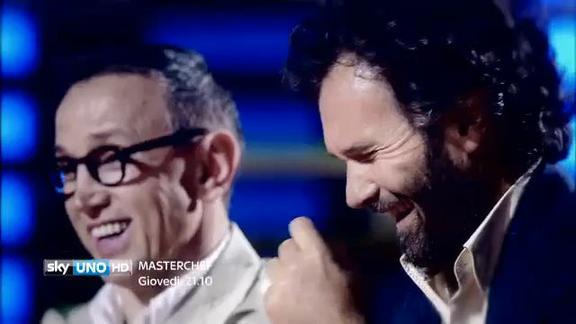 MasterChef non stona mai - solo su Sky Uno