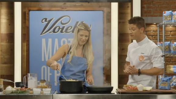 Master of Pasta - Alice