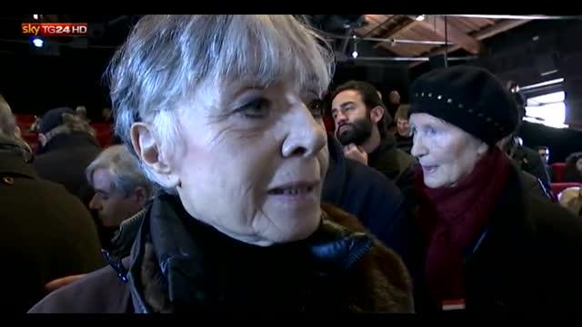 """Erminia Manfredi su Scola: """"Denunciava con humor"""""""