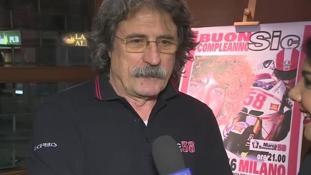 "Paolo Simoncelli: ""Marco è sempre tra noi"""