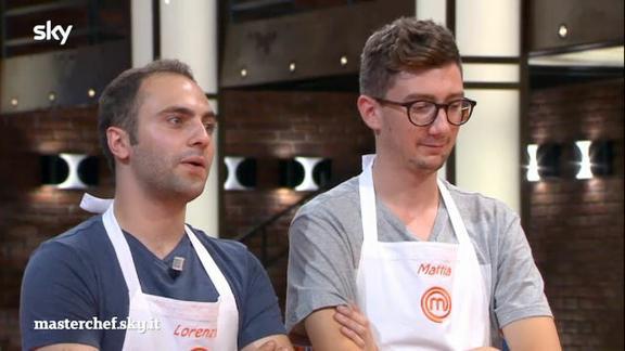 Mattia e Lorenzo in affari con Joe Bastianich