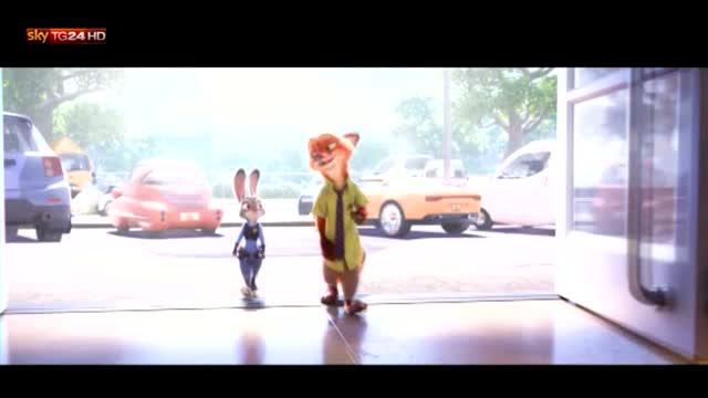 Zootropolis, il film Disney in sala dal 18 febbraio