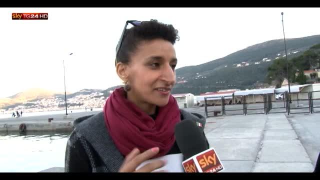 Strage migranti, intervista a Nawal Soufi