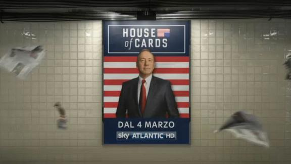 House of Cards 4: vota Frank!