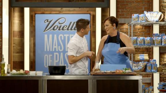 Master of Pasta - Lucia