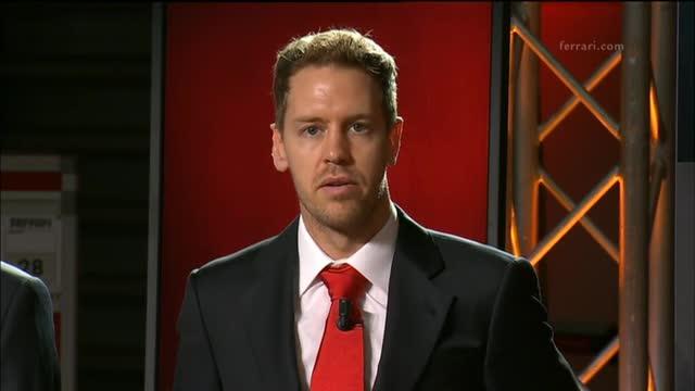 Vettel: non vedo l'ora di scendere in pista