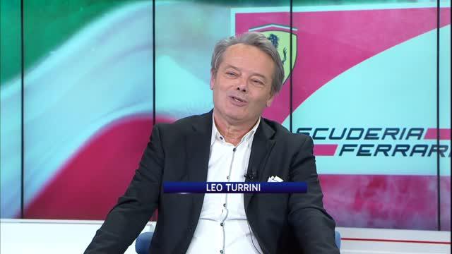 """Turrini: """"Il bianco riprende l'auto di Lauda"""""""