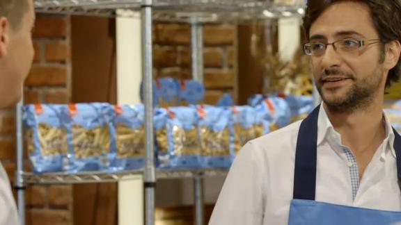 Master of Pasta - Maradona