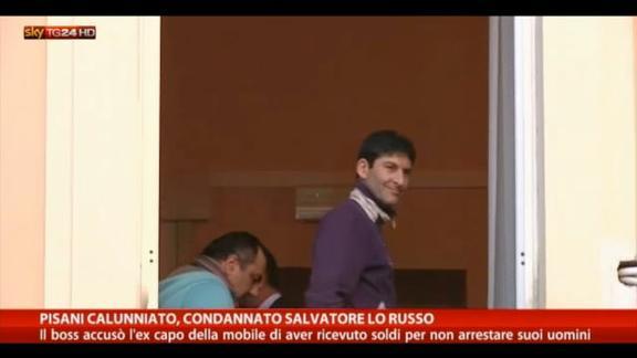 Pisani calunniato, condannato Salvatore Lo Russo