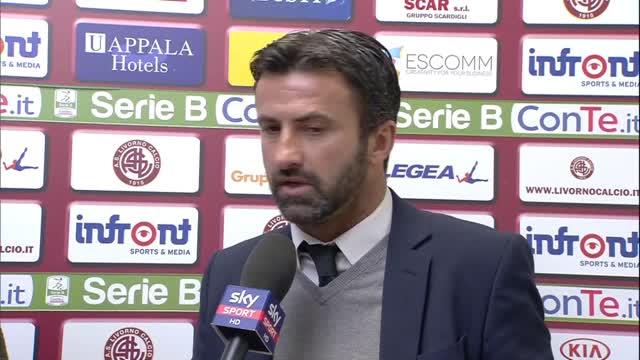 Livorno, lo sfogo di Panucci contro l'arbitro