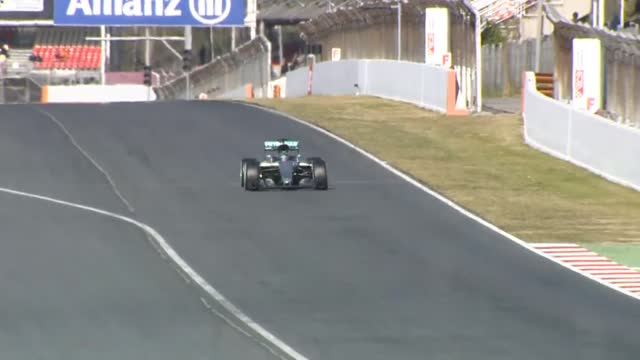 Ferrari velocissima, Mercedes sempre di grande affidabilità